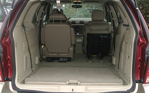 2006 Ford Freestar  Information and photos  ZombieDrive