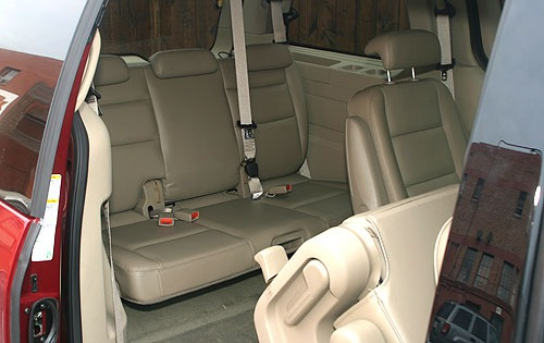 2004 Ford Freestar Limite exterior #13
