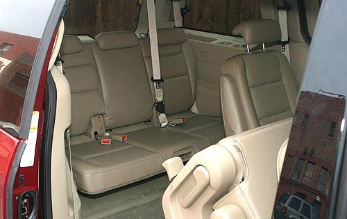 2006 Ford Freestar 13 2004 Limite Exterior