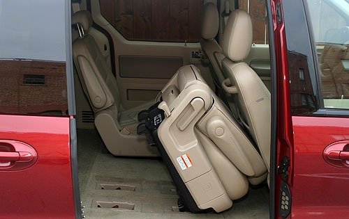 2004 Ford Freestar Limite exterior #11