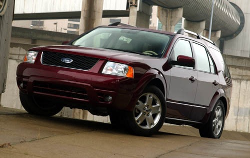 2005 Ford Freestyle Limit exterior #1