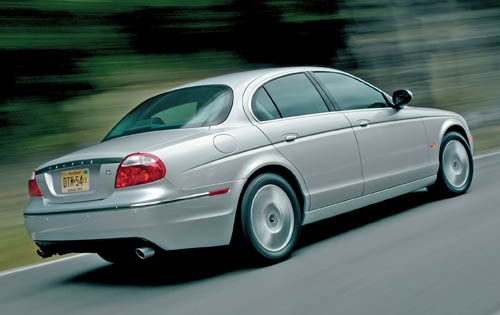 2006 Jaguar S Type Information And Photos Zombiedrive