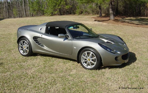 2005 Lotus Elise Dashboar interior #8