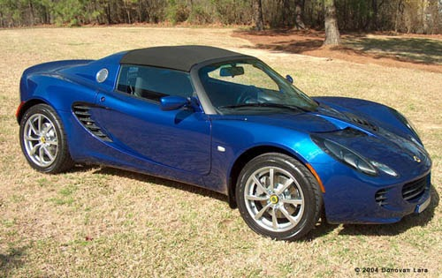2005 Lotus Elise Dashboar interior #5
