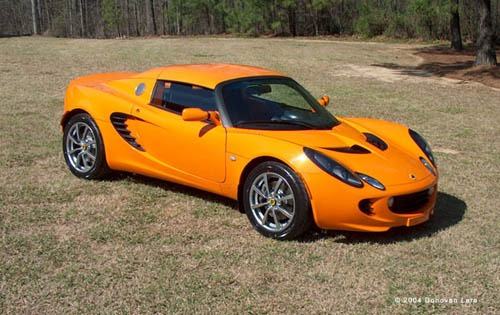 2005 Lotus Elise Dashboar interior #1