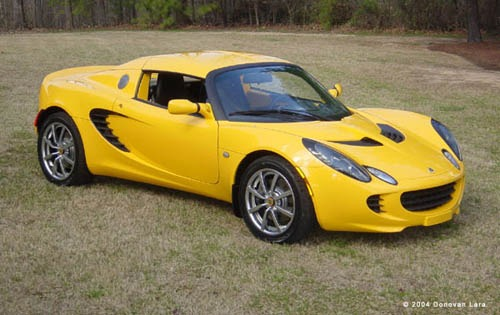 2005 Lotus Elise Dashboar interior #3