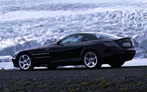 2005 Mercedes-Benz SLR Mc exterior #4
