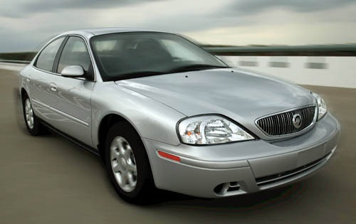 2004 Mercury Sable 3.0L D exterior #2