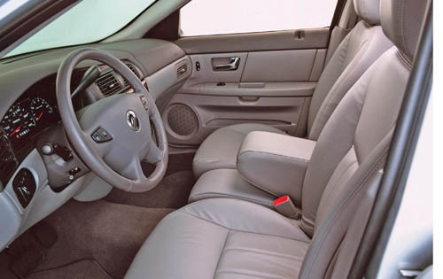 2004 Mercury Sable 3.0L D exterior #6