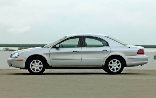2004 Mercury Sable 3.0L D exterior #4