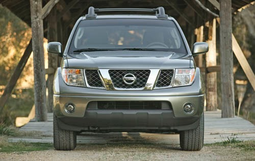 2005 Nissan Frontier 4dr  exterior #6