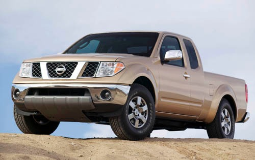 2005 Nissan Frontier 4dr  exterior #2