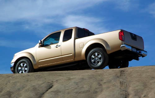 2005 Nissan Frontier 4dr  exterior #5
