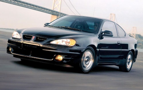 2004 Pontiac Grand Am GT  exterior #1