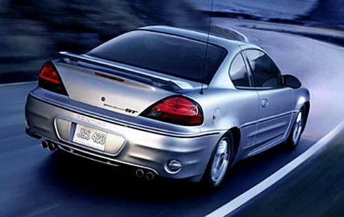 2004 Pontiac Grand Am GT  exterior #2