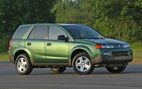 2002 Saturn VUE Cargo Are interior #2