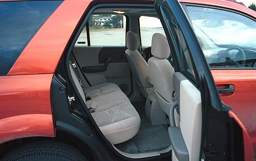 2002 Saturn VUE Cargo Are interior #5