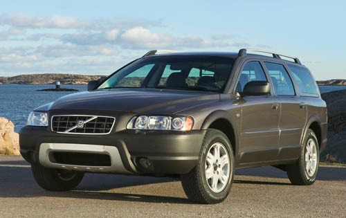 2005 Volvo XC70 4dr Wagon exterior #1