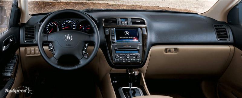 2006 Acura Mdx Image 18