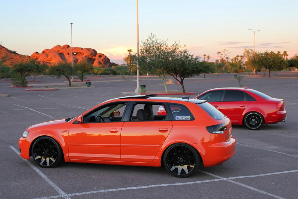 2006 Audi A3 Image 19