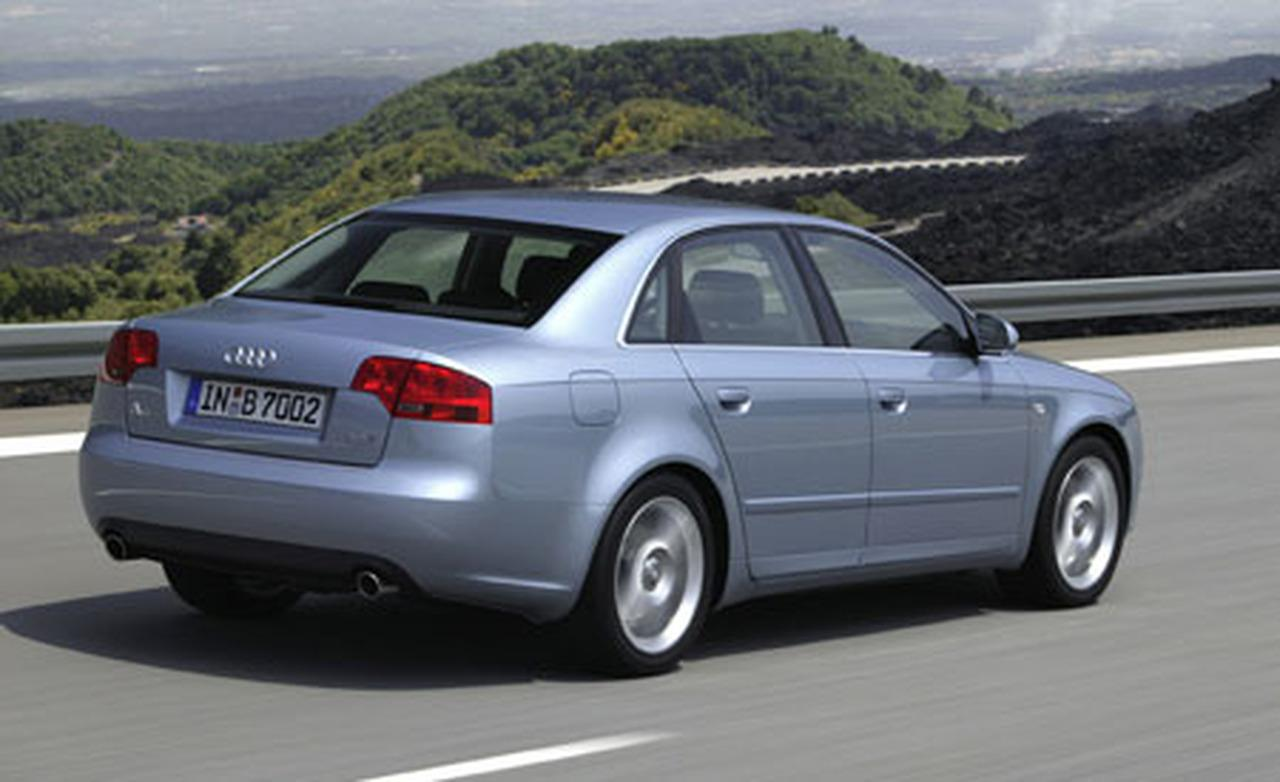 2006 Audi A4 - Information and photos - ZombieDrive