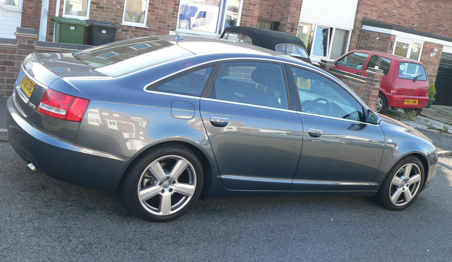 2006 Audi A6 Image 17