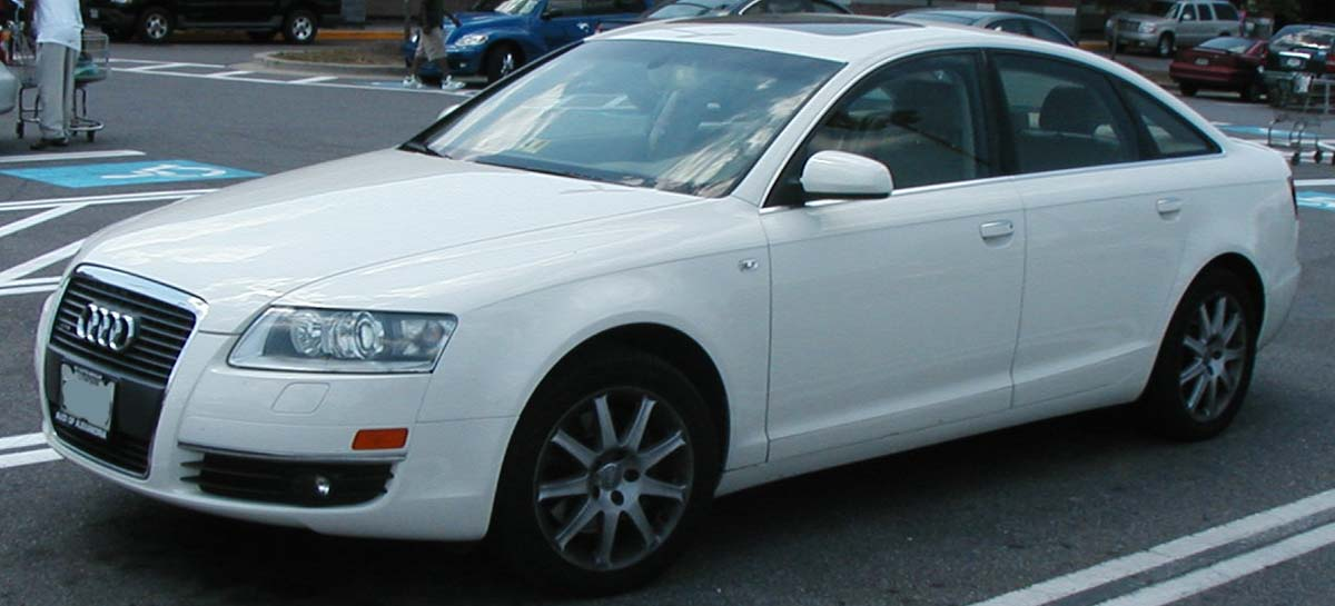 2006 Audi A6 Image 10