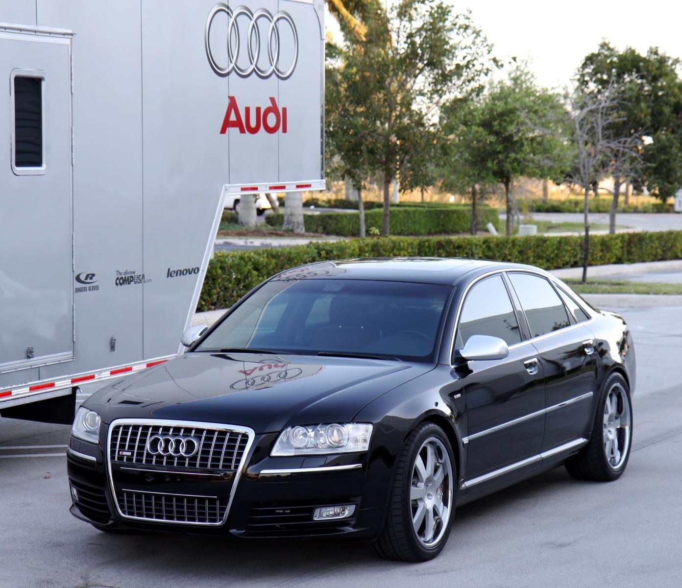 2006 Audi A8 Image 11