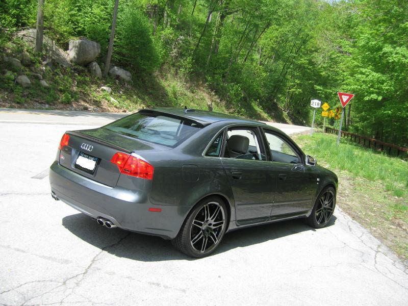 2006 Audi S4 Image 17
