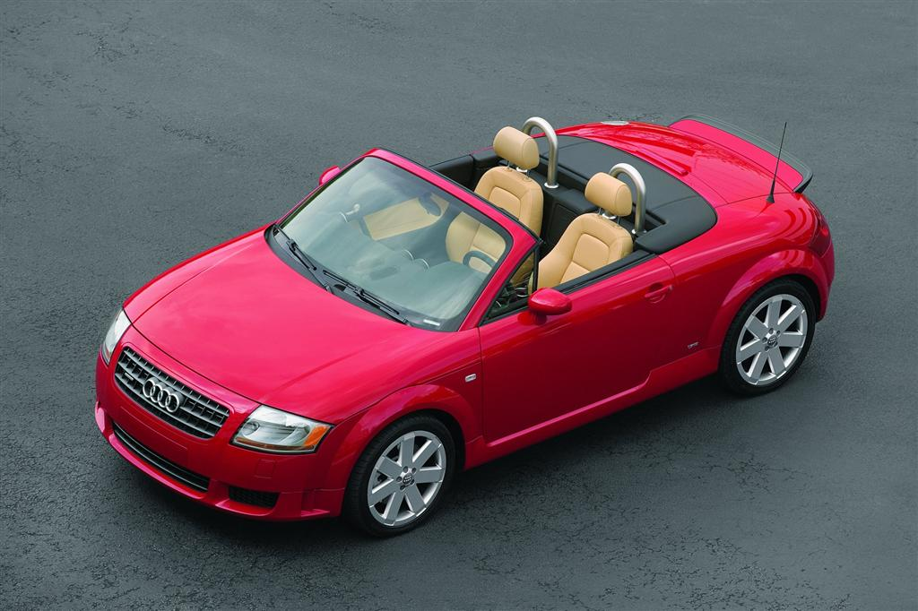 2006 Audi Tt Image 22