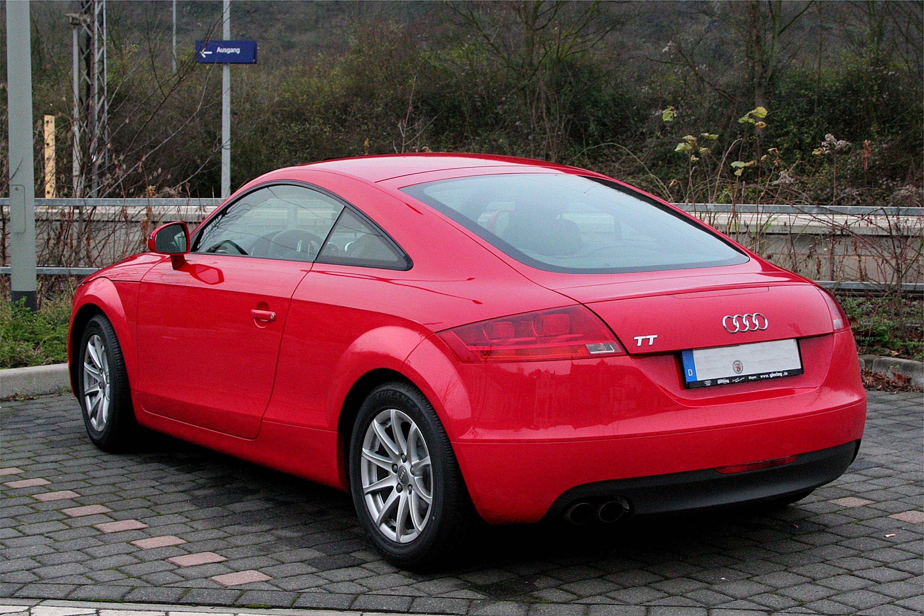 2006 Audi Tt Image 25