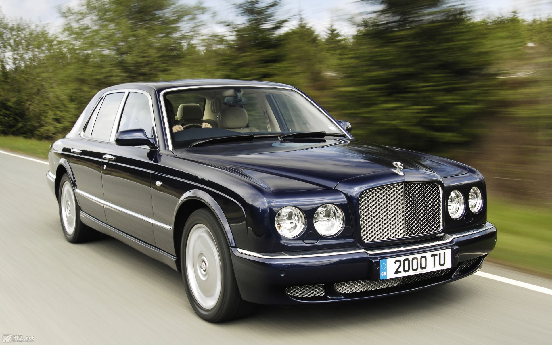 2006 bentley arnage information and photos zombiedrive 2006 bentley arnage 10 bentley arnage 10 vanachro Choice Image