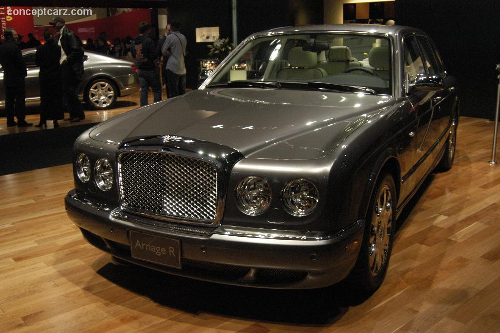 Bentley Arnage #16