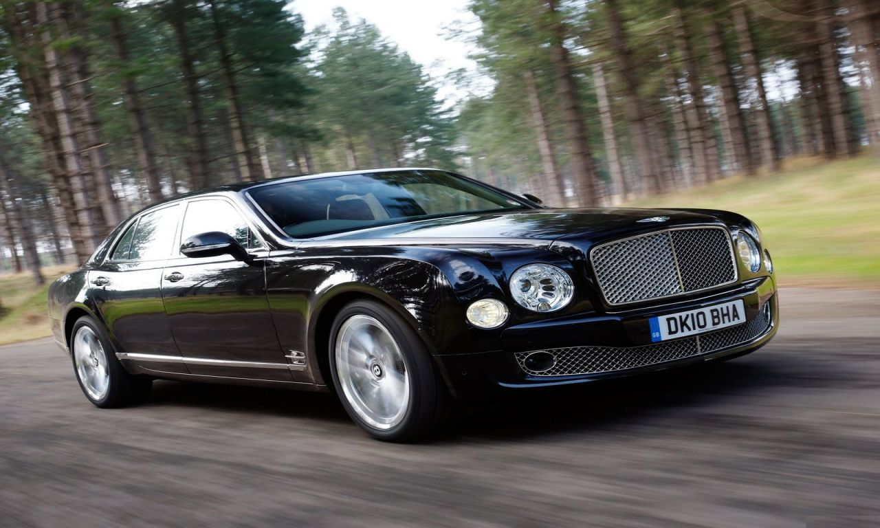 Bentley Continental Flying Spur #13