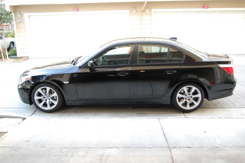 Bmw I Series >> 2006 BMW 5 SERIES - Image #14