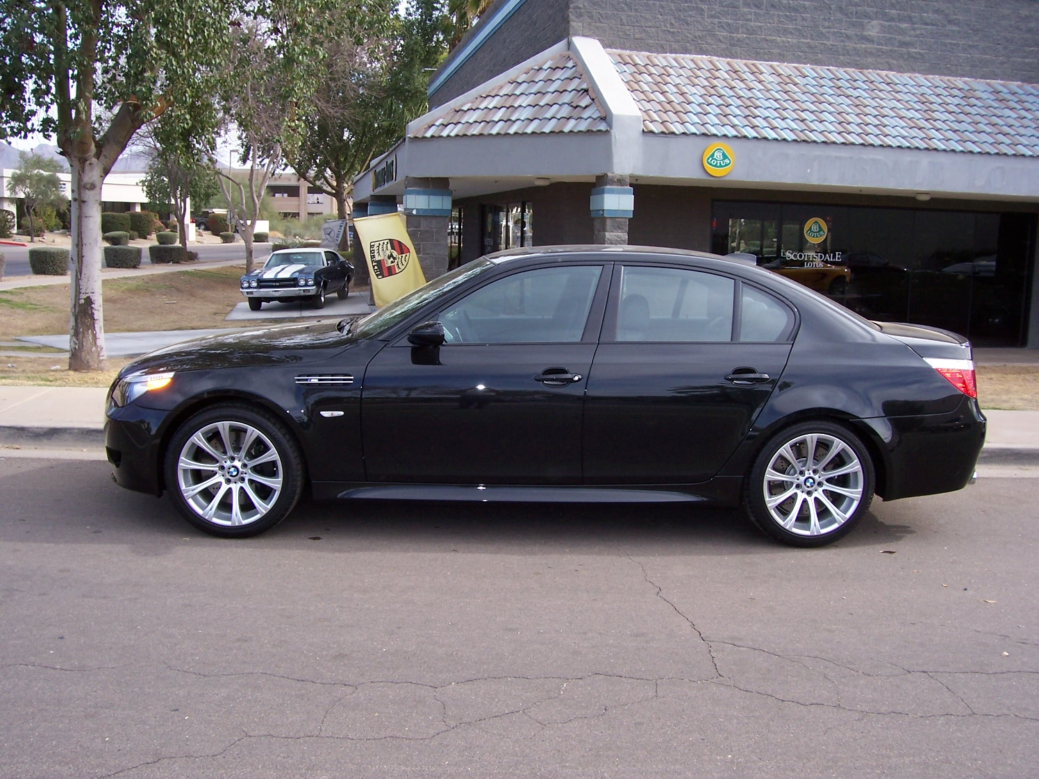 2006 BMW M5  Information and photos  ZombieDrive