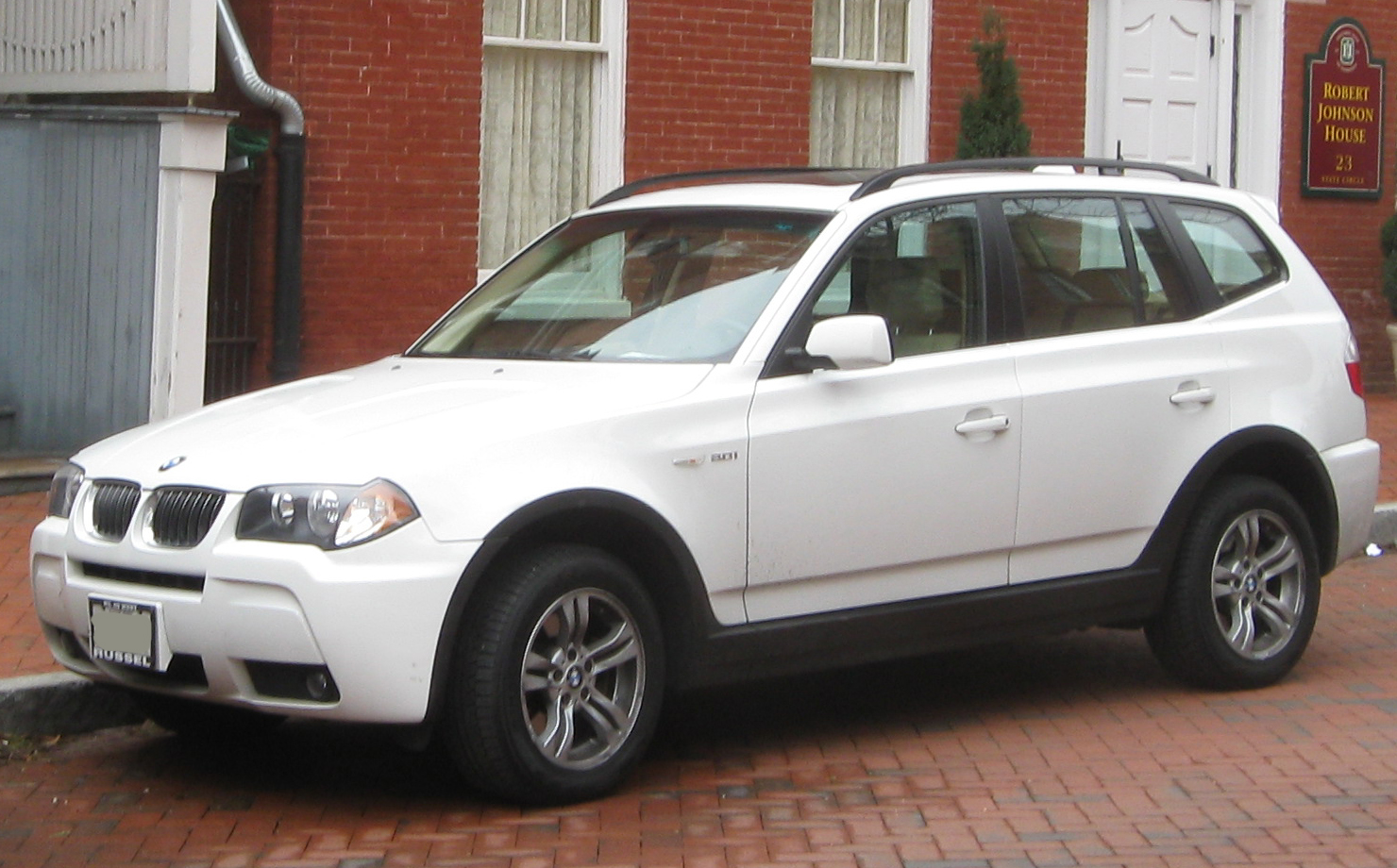 2006 BMW X3 - Information and photos - ZombieDrive