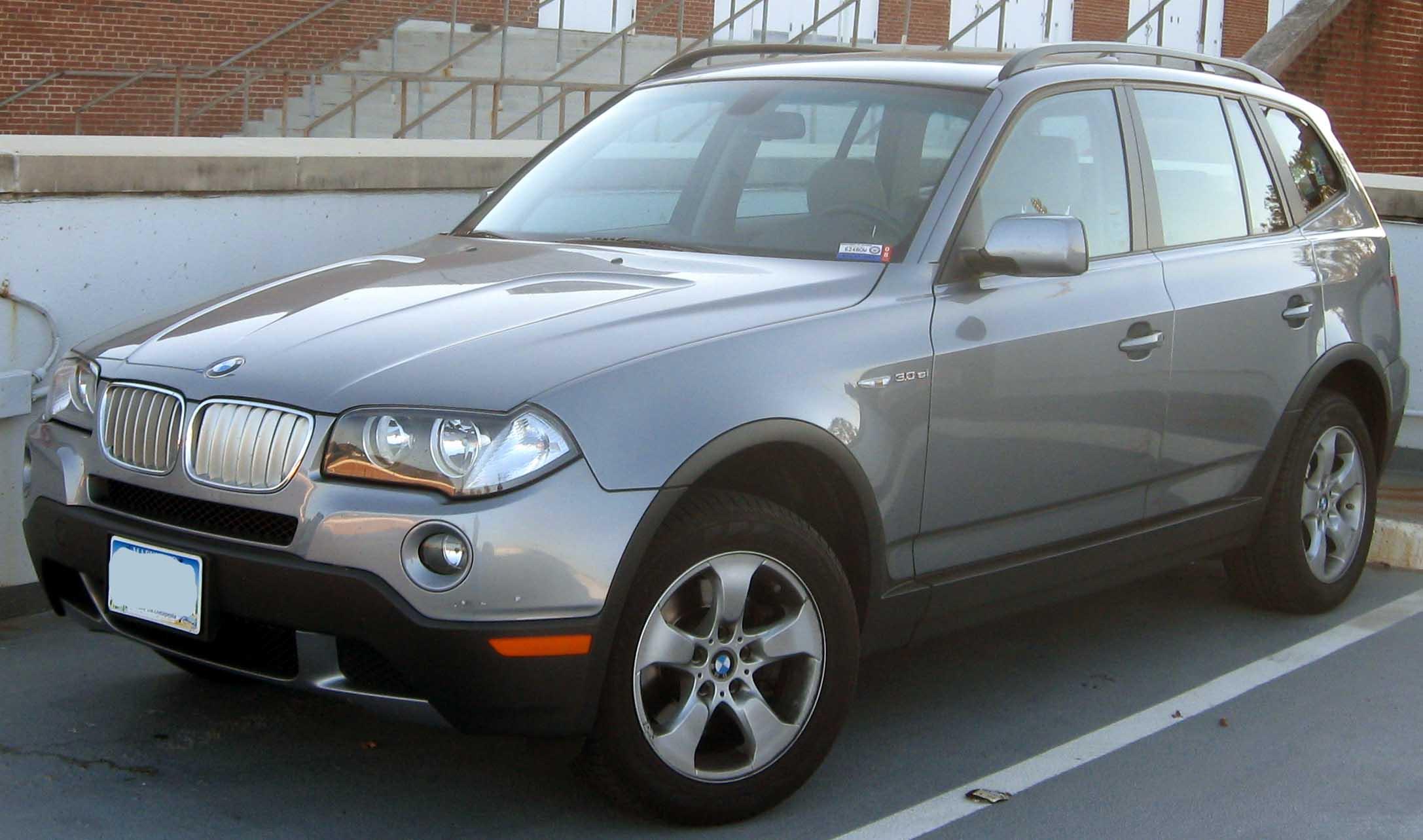 2006 bmw x3 22 bmw x3 22