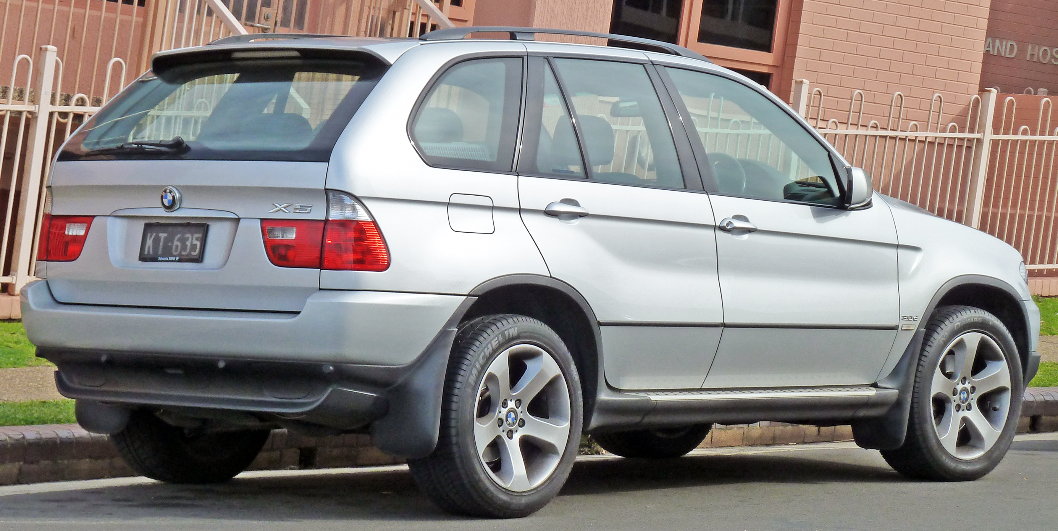 2006 BMW X5 Information and photos ZombieDrive