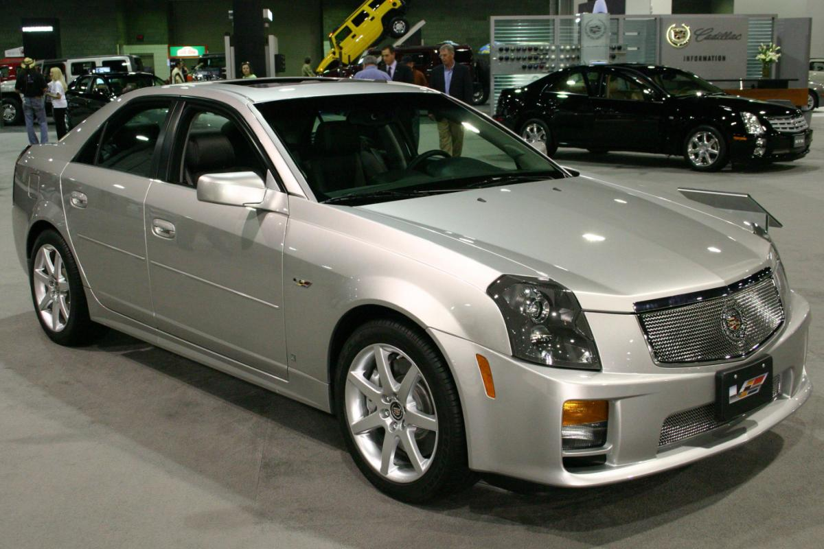 2006 Cadillac CTS - Information and photos - ZombieDrive