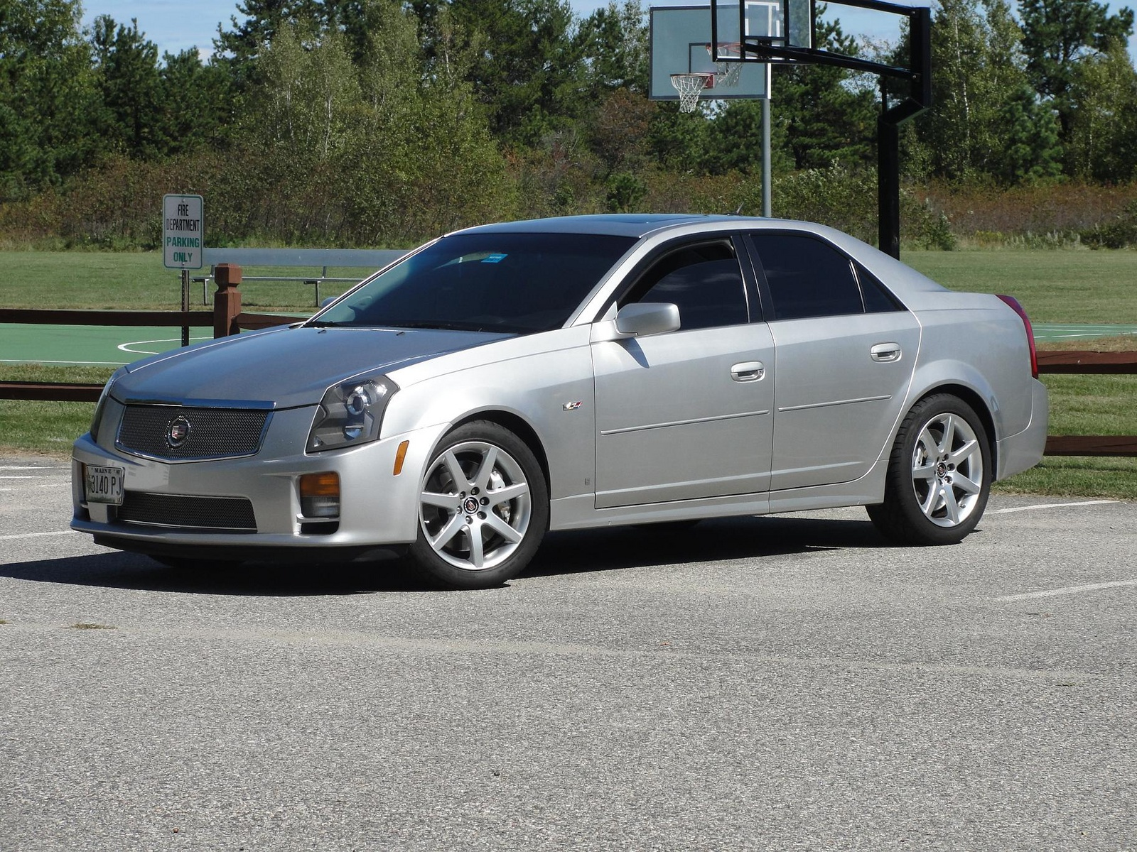 2006 cadillac cts v information and photos zombiedrive. Black Bedroom Furniture Sets. Home Design Ideas