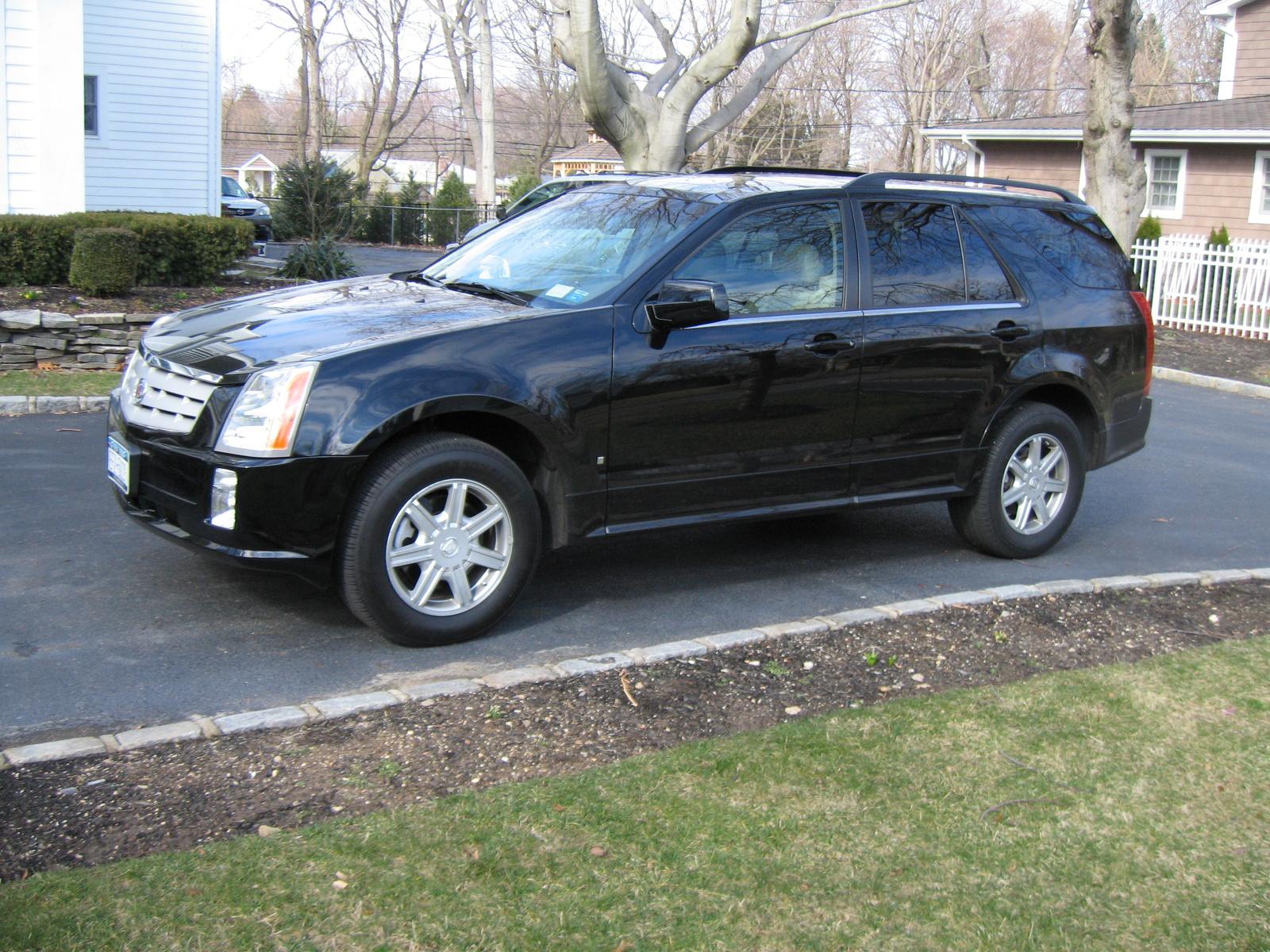 2006 Cadillac Srx Image 17
