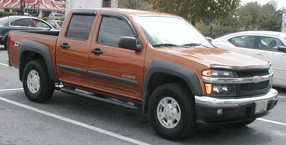 2006 Chevrolet Colorado Image 15