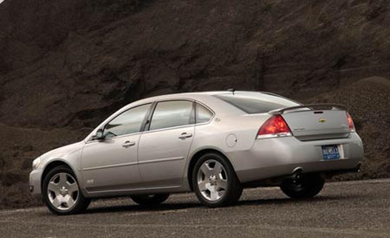 2006 Chevrolet Impala #12 Chevrolet Impala #12