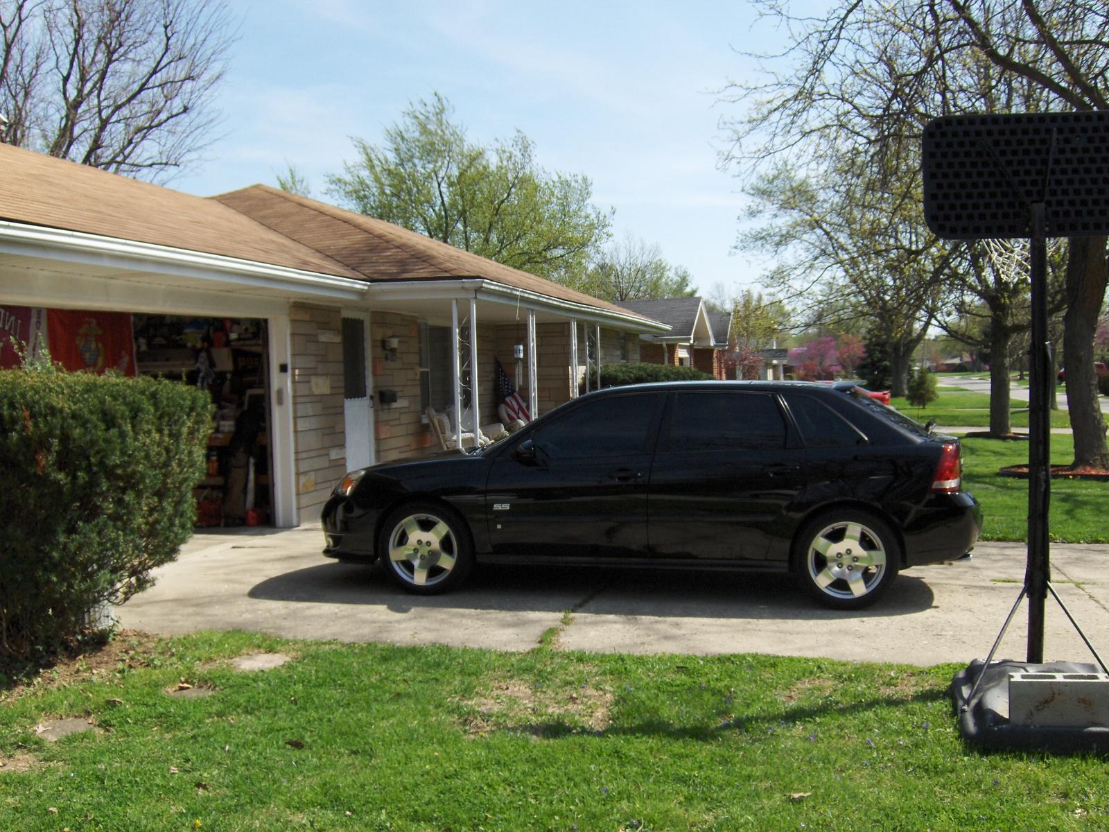 2006 Chevrolet Malibu Maxx Image 16
