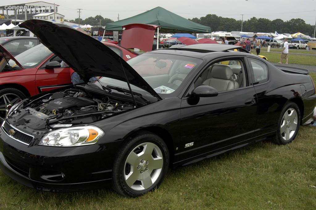 2006 Chevrolet Monte Carlo  Information and photos  ZombieDrive