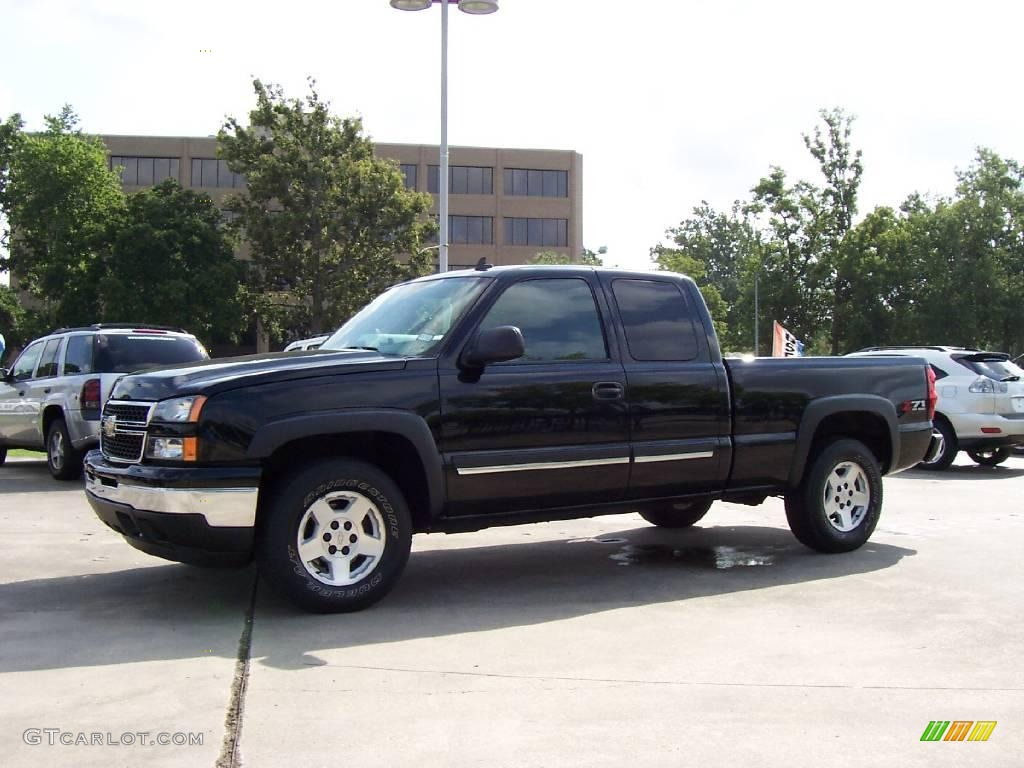 2006 chevy silverado crew autos post. Black Bedroom Furniture Sets. Home Design Ideas