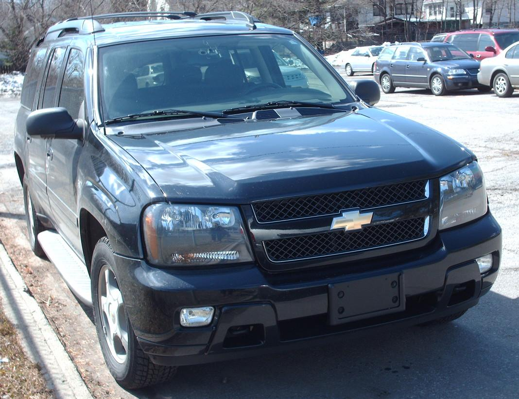 Chevrolet TrailBlazer #19