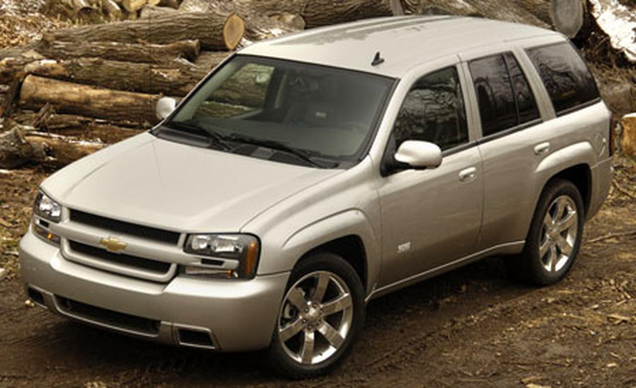 Chevrolet TrailBlazer #24