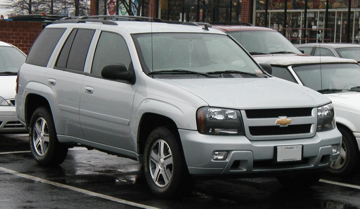 Chevrolet TrailBlazer #23